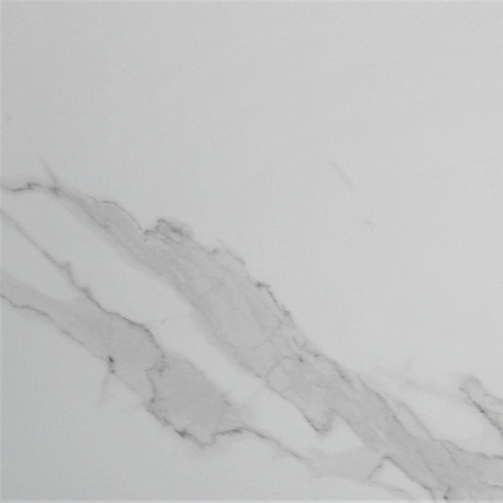 600x600mm Calacatta Marble Look Glazed Polished Porcelain Tile (#6109)