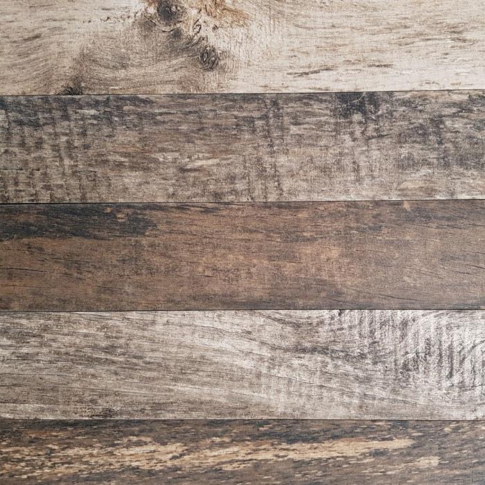 Caramel Timber Look Matt Non-Rectified Italian Porcelain Tile 6559