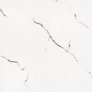 Carrara Bianco Polished Glazed Porcelain Tile