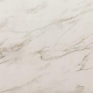 Carrara Look Glazed Rectified Polished Porcelain Floor Tile