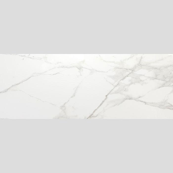 600x1200mm Carrara Look Polished Porcelain Tile (#6350)
