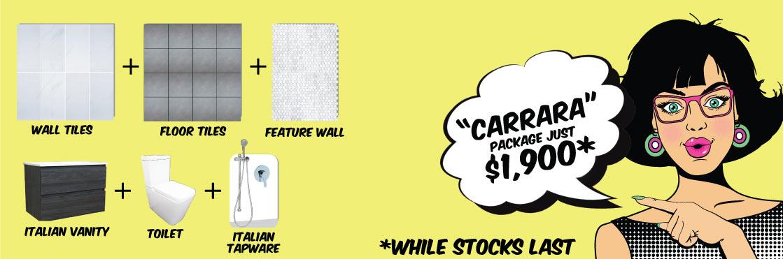 Carrara Package