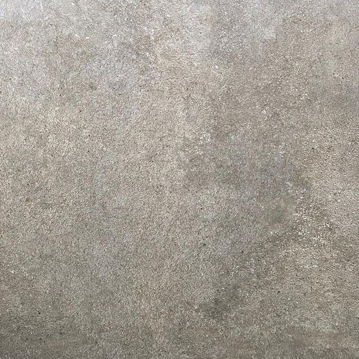 Cement Pewter Matt Rectified Porcelain Floor Tile (#6895)