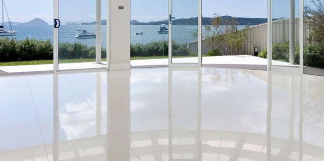 Choosing Floor Tiles