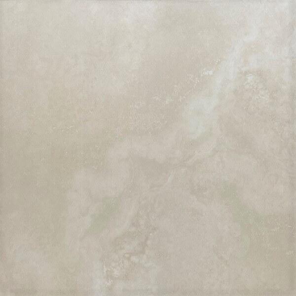 Cream Travertine Look Matt Rectified Porcelain Floor Tile 6829