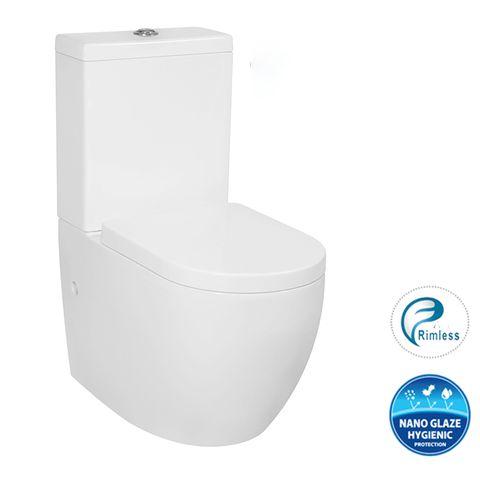 Deluso Rimless X Toilet Suite 9914