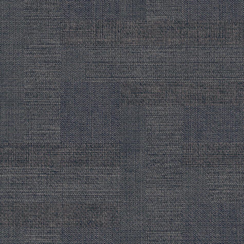 300x600mm Fabric Black Rectified Italian Porcelain Tile (#5919)
