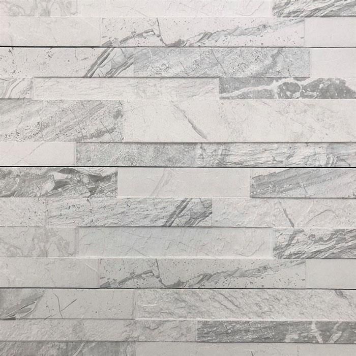 Gioi Bianco Stackstone Look Italian Non-Rectified Porcelain Tile 6656