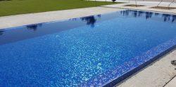 Glass Mosaic Pool Tile