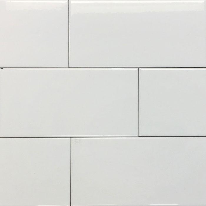 Only 15 m2 gloss white ceramic subway bathroom wall tile - White ceramic wall tiles bathroom ...