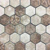 Hexacycle Noce Mix Mosaic