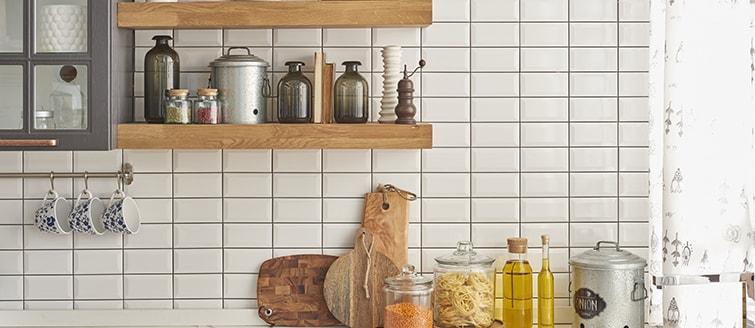 How to tile your kitchen splashback