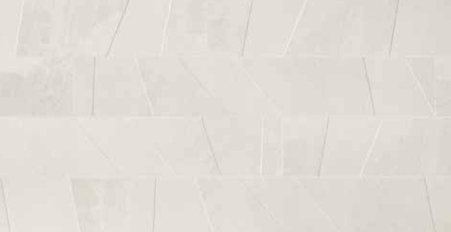 Icone Blanc Ligne Matt Rectified Italian Porcelain Tile 3169