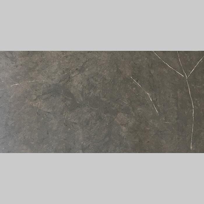 Only 21 M2 Jewels Dark Grey Polished Porcelain Tile