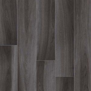 Just Black Timber Look Matt Rectified Italian Porcelain Tile