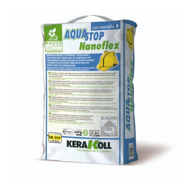 20kg Kerakoll Aquastop Nanoflex Eco Friendly Waterproofing (#9787)