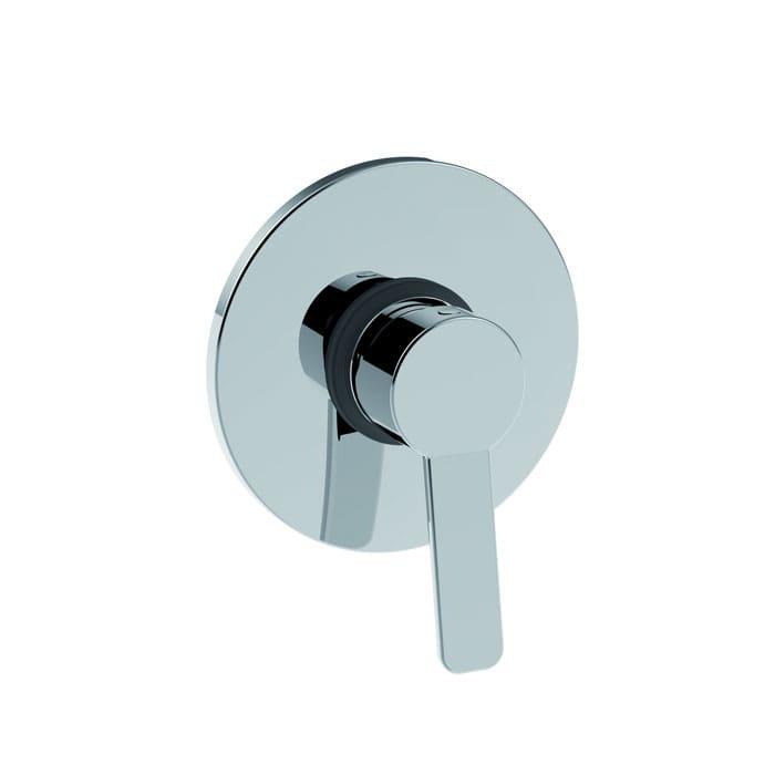 La Torre Newpro Chrome Italian Shower Wall Mixer – 42050 9538