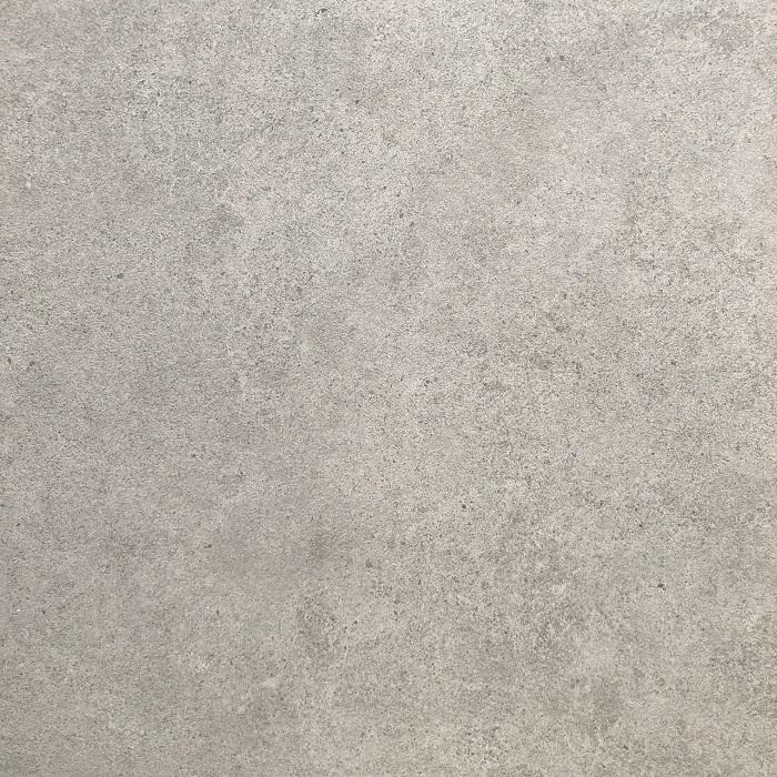 Light Grey Concrete Look Anti Slip Rectified Porcelain Paver 3422