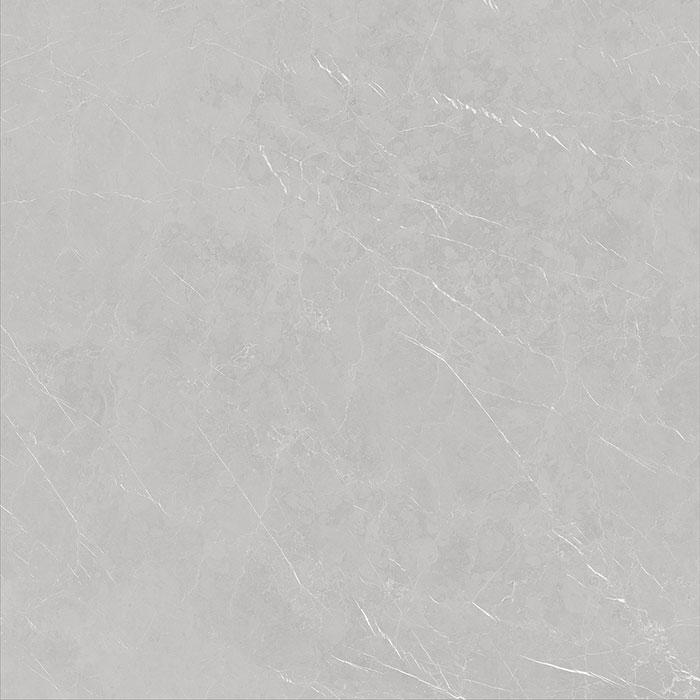 600x600mm Light Grey Matt Finish Stone Look Porcelain Tile (#6365)