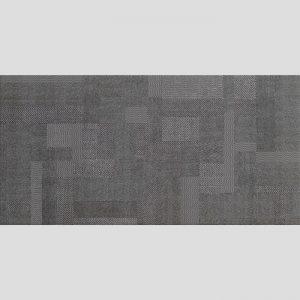 Linen Smoke Grey Italian Matt Rectified Porcelain Floor and Wall Tile