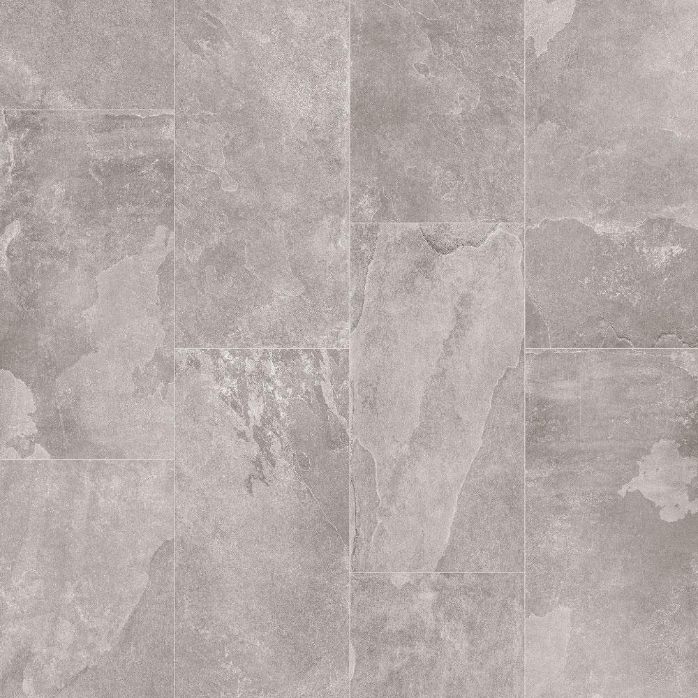 301x604mm Loop Grey Slate Look Italian Porcelain Tile (#5814)