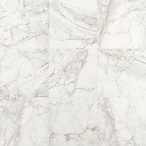Luni Blanco Glazed Polished Spanish Porcelain Tile