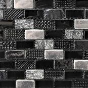 Macbeth Black Mosaic