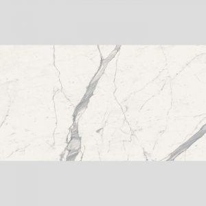 Marmi Bianco Venato Extra Italian Glazed Matt Rectified Porcelain Tile