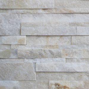Miami Sand White Montage Natural Stackstone