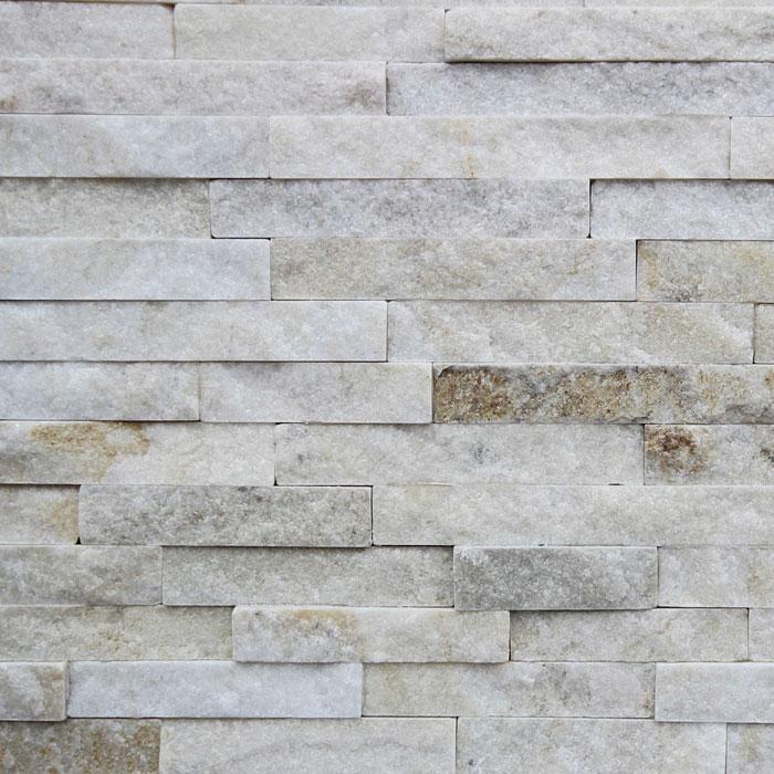 Miami Sand White Natural Stackstone Wall Tile 8607