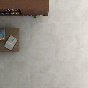 Morning Beige Matt Finish Rectified Porcelain Floor Tile
