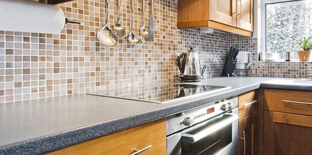 Kitchen Glass Tiles - It Will Brighten Up Yоur Kitchen - TFO