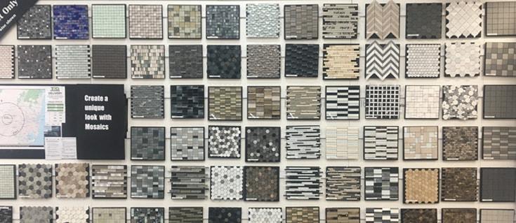 mosaic tile prices