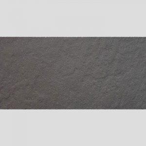 Murano Antracite Rock-face Porcelain Tile