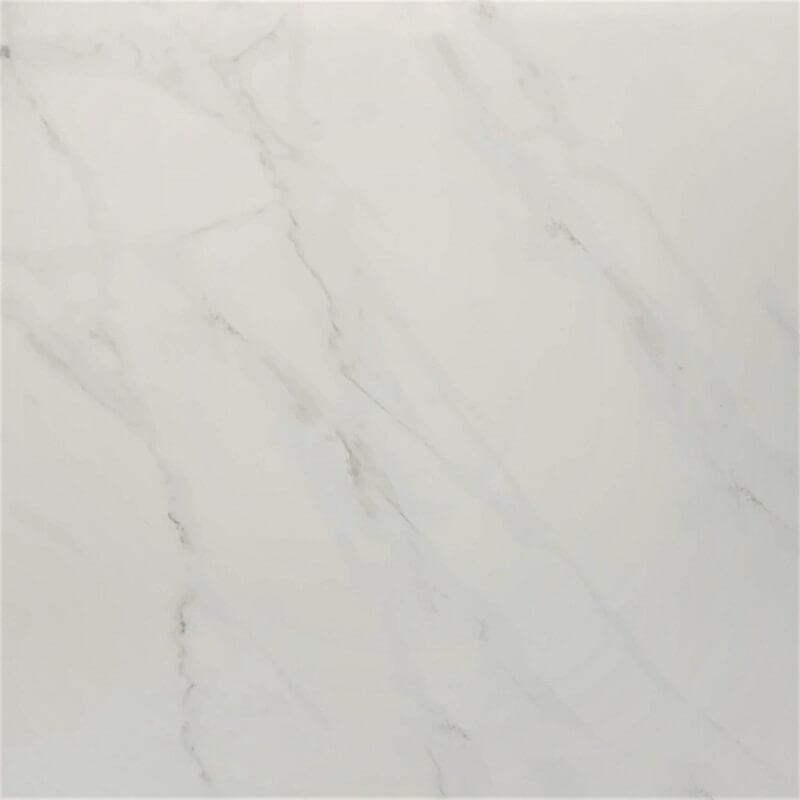 Naos Brillo Carrara Look Polished Non Rectified Spanish Porcelain Tile 3161