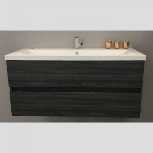 Olmo Wall Hung Vanity – Single Basin, 2 Drawers