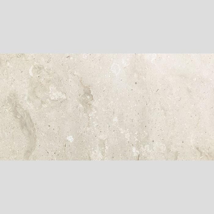 300x600x12mm Paris Cream Honed Finish Botticino Marble Tile (#8603)