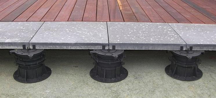 Porcelain Paver Pedestal System