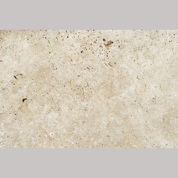Premium Ivory Tumbled Travertine Paver 8629