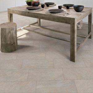 Calcare Italian Glazed R11 Non-Rectified Porcelain Floor Tiles