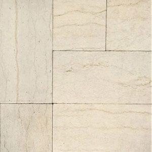 Sandblast Tumbled French Pattern Vein Cut Natural Stone