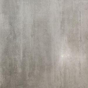 Season Silver Formwork Look Glazed Lappato Rectified Porcelain Floor Tile