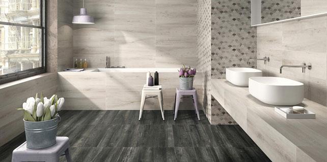 Spanish Timber Look Tiles