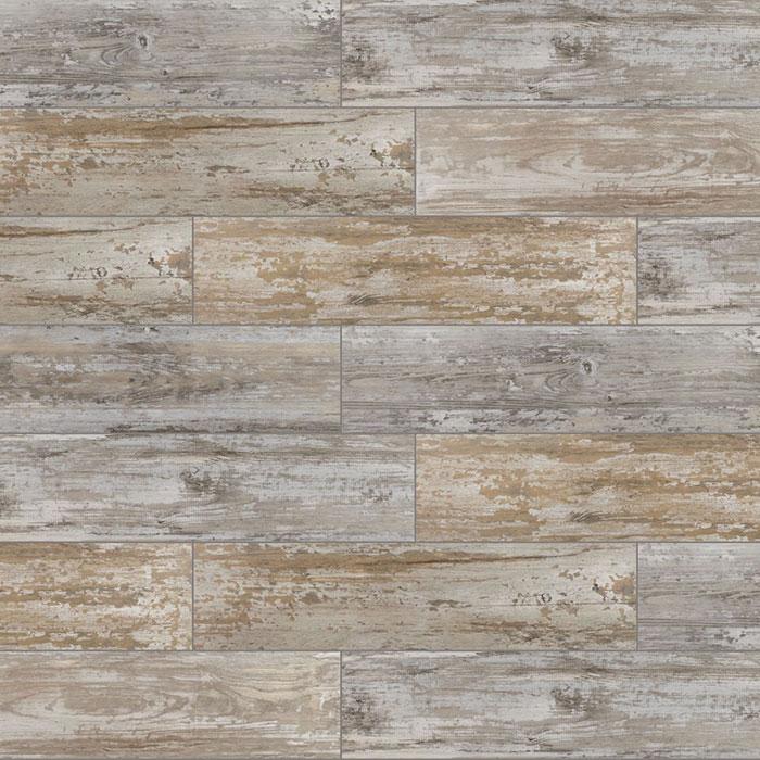 220x900mm Suomi Beige Spanish Timber Look Non-Rectified Porcelain Floor Tile (#6102)
