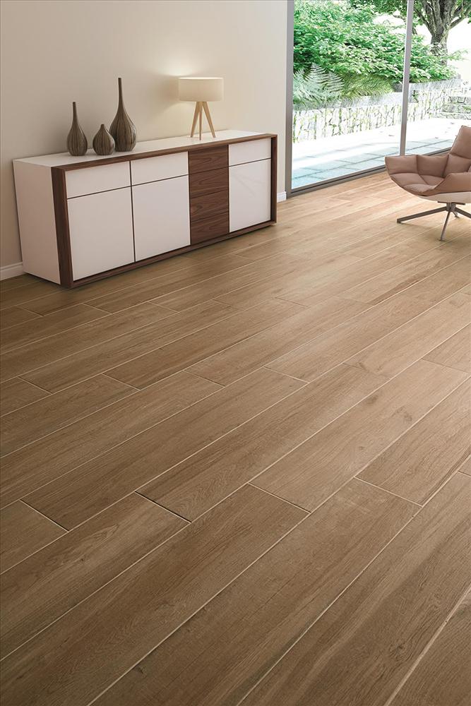Only 45 m2 teak natural timber look spanish porcelain tile for Hardwood floors johannesburg