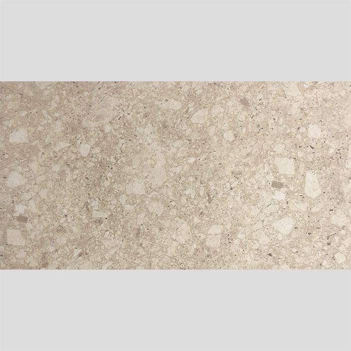 Only 19 M2 Terrazzo Look Beige Matt Rectified Porcelain Tile