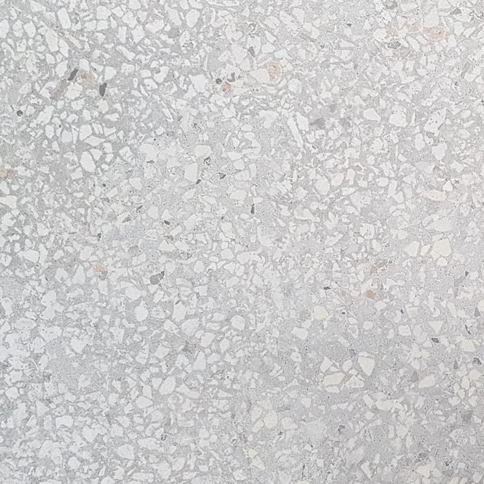 Only 19 M2 Terrazzo Look Light Grey Matt Rectified