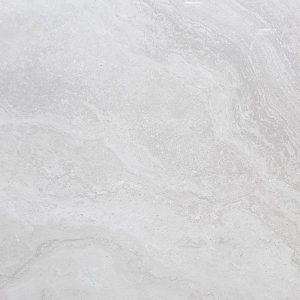 Tiburon Silver Travertine Look Polished Porcelain Tile
