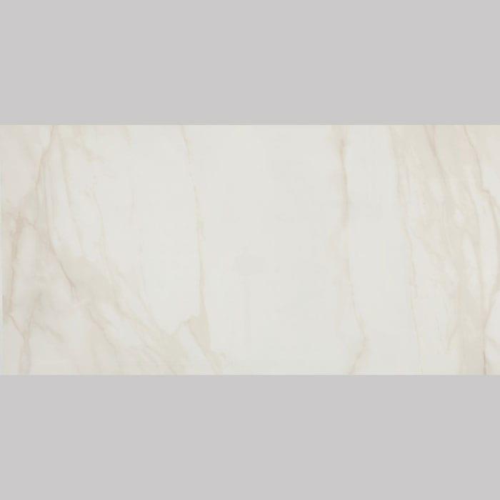 375x750mm Tresana Blanco Glaze Spanish Polished Porcelain Tile (#6323)