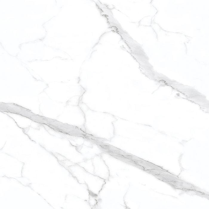 600x600mm Tuscany Bianco Glazed Matt Rectified Porcelain Floor and Wall Tile (#6056)